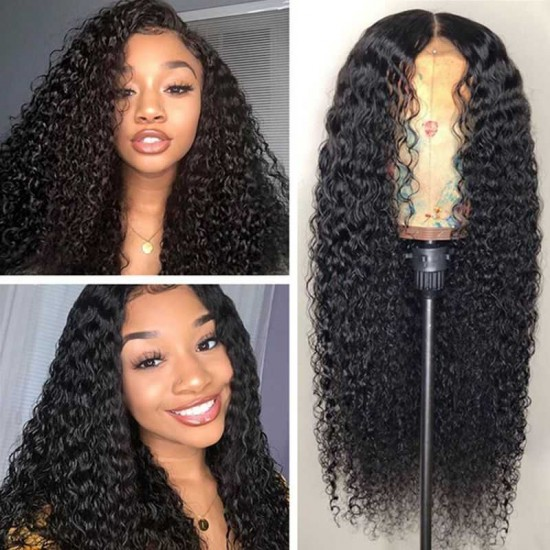 Lace Closure Wigs 4x4/5x5/6x6 Lace Wigs Brazilian Curly Human Hair Wigs for Black Women